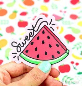 Turtle's soup Watermelon Sticker