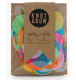 Knot and Bow Single Serve Confetti - Assorted