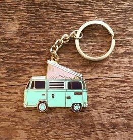 Noteworthy Paper & Press Camper Van Key Chain
