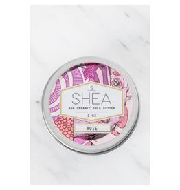 Shea Brand Rose Shea Butter