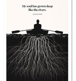 Obvious State Roots Print, 11x14