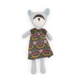 Hazel Village Gwendolyn Raccoon in Tea Party Dress