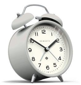 Newgate Clocks Charlie Bell Echo, Posh Grey