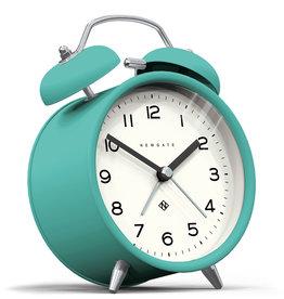 Newgate Clocks Charlie Bell Echo, Aquamarine