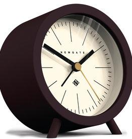 Newgate Clocks Fred, Chocolate Black