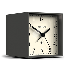 Newgate Clocks Cubic, Gravity Grey
