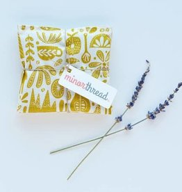 Minor Thread Lavender Sachets, Kindred Fable Gold