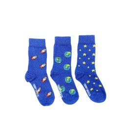 Friday Sock Co. Space Kids, Ages 1-2