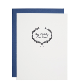 Underwood Press Dear Friend Birthday Card