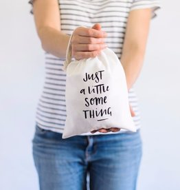 In the Daylight Little Something Canvas Gift Bag