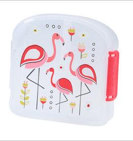 Ore Originals Flamingo Good Lunch Sandwich Box
