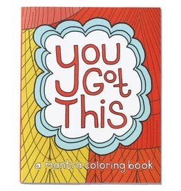 Free Period Press You Got This Coloring Book