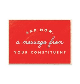 Free Period Press A Message From Postcard