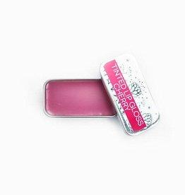 Benjamin Soap Company Tinted Lip Gloss, Cherry