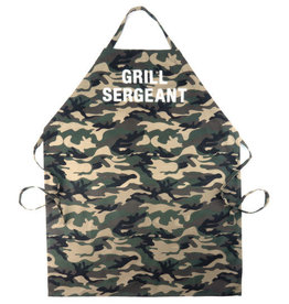 About Face Grill Sergeant Apron