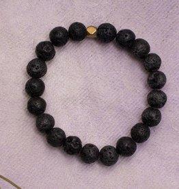 Amy Margaret Lava Diffuser Bracelet, 8mm