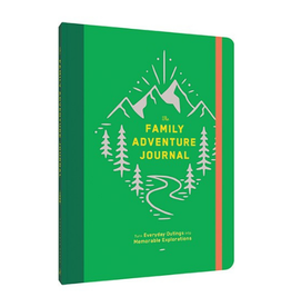 Hachette Book Group Family Adventure Journal