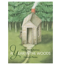 Hachette Book Group A Year in the Woods