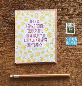 Noteworthy Paper & Press Claudia Grande Quote Card