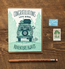 Noteworthy Paper & Press Congrats Adventure Card