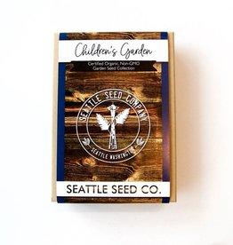 Seattle Seed Co. Children's Garden Seed Set