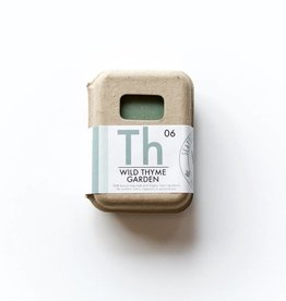 Seattle Seed Co. Organic Wild Thyme Soap