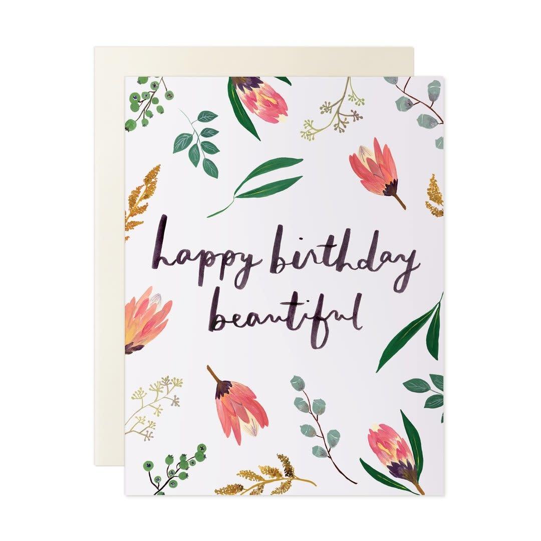 Our Heiday Happy Birthday Beautiful