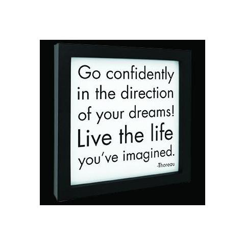 Quotable Go Confidently Print