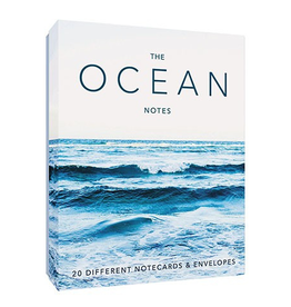 Hachette Book Group Ocean Notecards