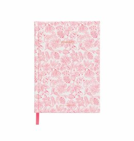 Rifle Paper Moxie Floral Fabric Journal