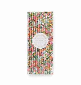 Rifle Paper Garden Party Straws