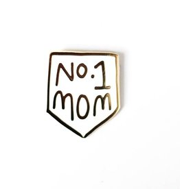 Penny Paper Co. No. 1 Mom Enamel Pin