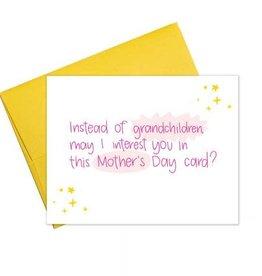 Colette Paperie Grandchildren Card