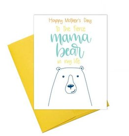 Colette Paperie Mama Bear