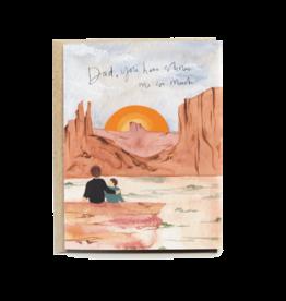 Pen + Pillar Roadtrip Dad Card