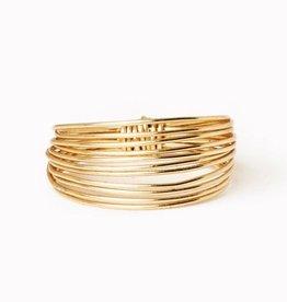 Go Rings Go Ring, Gold -  7