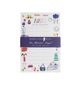 Mr. Boddington's Studio Be Home By Midnight Notepad