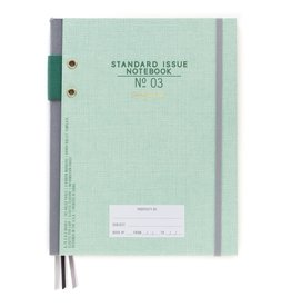 Design Works Green Standard Issue Planner