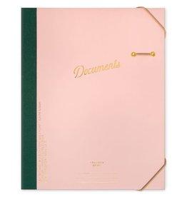Design Works Pink Documents Portfolio