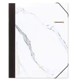 Design Works White Marble Portfolio