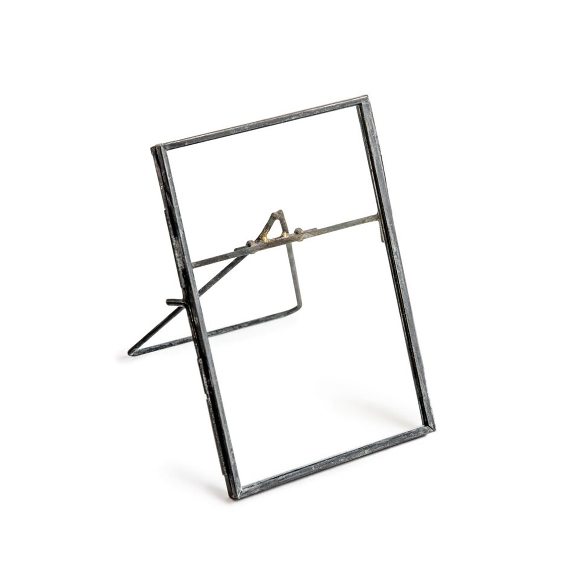 SugarBoo Designs Zinc Finish Frame w/ Stand, 4x6