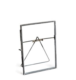 SugarBoo Designs Zinc Finish Frame w/ Stand, 5x7