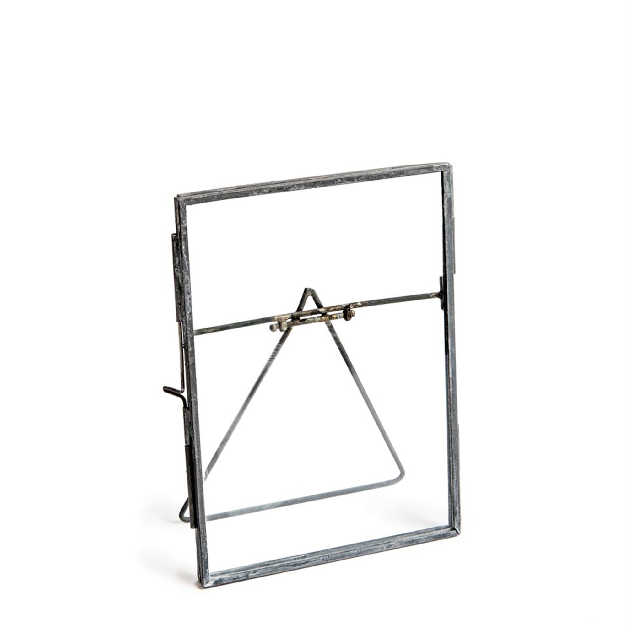 SugarBoo Designs Zinc Finish Frame w/ Stand, 5x7