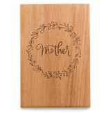 Cardtorial Mom Floral Circle
