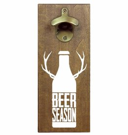Torched Beer Season Bottle Opener