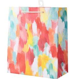 Waste Not Paper Brushstroke Bag, Md