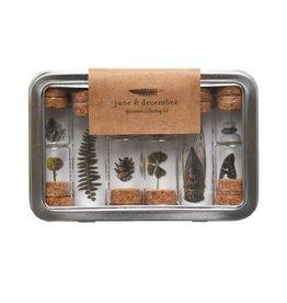 June & December Specimen Collecting Kit