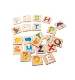 Plan Toys Alphabet A-Z