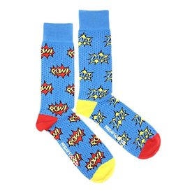 Friday Sock Co. Pow Zap, Men's