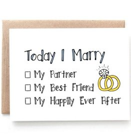 Yellow Daisy Paper Co. My Happily Ever After